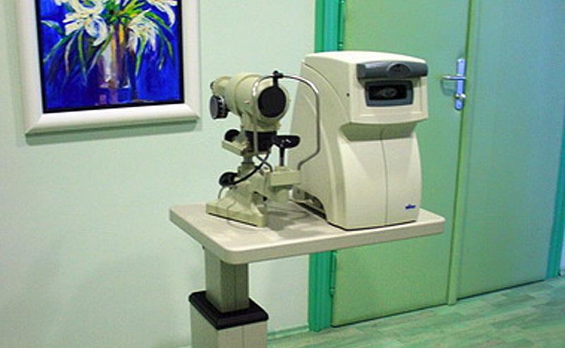 Glaukom (očni tlak)